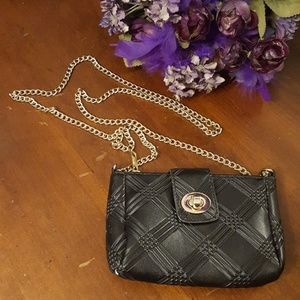 Mini Crossbody Bag, Black